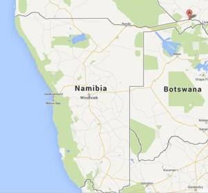 Fot. Namibia